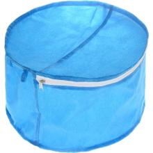 Чехол для головных уборов синий