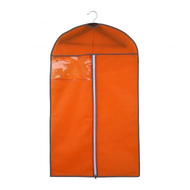 Чехол для платья оранжевый