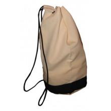 """Рюкзак хлопковый серый, арт. """"РХ-01"""""""