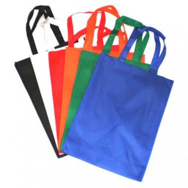 Рекламные промо сумки цветные